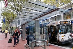 Photo Credit: COURTESY TRIMET - TriMet is offering a modified holiday schedule on Martin Luther King Jr. Day, its busiest holiday.