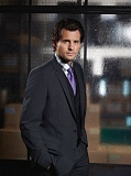 Photo Credit: COURTESY OF BRENDAN MEADOWS/FOX - Kristoffer Polaha plays Sgt. Peter Niedermayer in Backstrom, a Fox comedy crime show set in Portland.