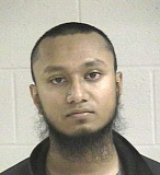 Photo Credit: COURTESY OF THE COLUMBIA COUNTY SHERIFF'S OFFICE - MD Shahidul Islam, in a booking photo.