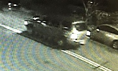 Photo Credit: COURTESY OF PPB - Portland police are looking for a Dodge Durango they think might have been driven by car prowlers who hit the Richmond neighborhood during the past few weeks. Neighbors have sounded an alarm about a big spike in the number of vehicle break-ins in the area during the past year.