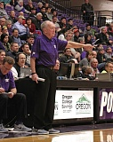 Photo Credit: PHOTO COURTESY OF UNIVERSITY OF PORTLAND - The addition of 79-year-old Herb Brown has been invigorating to the Portland Pilots mens basketball coaching staff, says head coach Eric Reveno. Browns résumé includes stints around the world and with eight NBA teams.