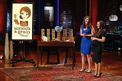Tigard's Scratch & Grain Baking Co., appeared on ABC's Shark Tank earlier this month, and promises more to come in the next few weeks.