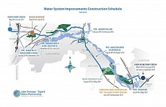 Photo Credit: COURTESY OF LAKE OSWEGO TIGARD WATER PARTNERSHIP - When completed, the massive $254 million project will ensure that Tigard owns its own water supply in the future and not be dependent on the city of Portland and rising rates that are out of its control.