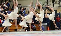 Photo Credit: TIDINGS PHOTO: J.BRIAN MONIHAN - The Debs competed Saturday.