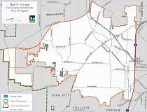 There are 13 unincorporated 'islands' in the city of Tigard. City councilors are considering a plan to annex those islands into the city.