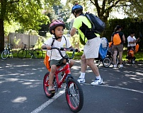 Photo Credit: SUBMITTED PHOTO - Metro granted federal funding to assist the Safe Routes to School programs in Beaverton and Tigard, among other improvements to make it easier to get around without cars.