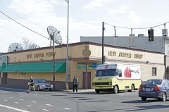 Photo Credit: TRIBUNE PHOTO: JONATHAN HOUSE  - A developer who once lived in Lents has a purchase agreement for the gritty New Copper Penny restaurant and nightclub. The site on Southeast Foster Road and 92nd Avenue is considered pivotal for the long-sought renaissance of the Lents town center.