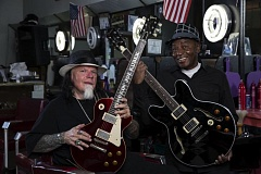 Photo Credit: SUBMITTED - Smokin Joe Kubek and Bnois King
