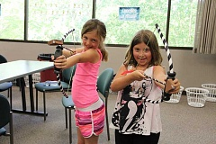 SUBMITTED PHOTO - Want to learn archery? You can, through Lake Oswego Parks and Recreation.