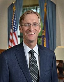 SUBMITTED PHOTO - Oregon State Treasurer Ted Wheeler will discuss Oregons financial health at the Willamette Women Democrats meeting April 8. All are invited to attend.