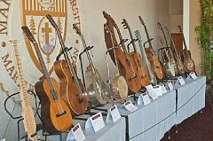 SUBMITTED PHOTO - The 40th annual NW Handmade Instrument Exhibit will be held April 25 and 26 at Marylhurst University.