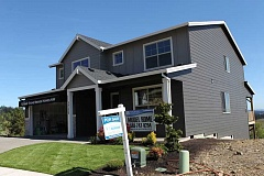 TIMES PHOTO: JAIME VALDEZ - A new home off Southwest Beef Bend Road is one of three Tigard-area homes featured in the Ultimate New Home Showcase, a collection of more than 30 new homes for sale across the Portland area.
