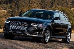 AUDI PRESS AG - The 2015 Audi allroad has enough ground clearance for light off road driving, although most owners will probably keep it on pavement.