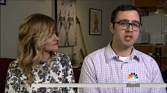 Tigard couple Kaycee Savata and Cameron Baker won an Elvis-themed wedding in Las Vegas, courtest of the TODAY show on NBC.