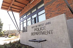 TIDINGS FILE PHOTO: VERN UYETAKE - The city of West Linn, Police Chief Terry Timeus and City Manager Chris Jordan are named as defendants in a lawsuit that alleges a 20-year veteran of the West Linn Police Department was unlawfully fired.