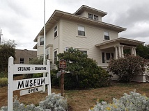 PHOTO COURTESY: CLACKAMAS COUNTY HISTORICAL SOCIETY - Additional volunteers are sought to staff the Stevens-Crawford Heritage House and to expand its open days.