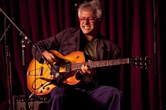 SUBMITTED PHOTO  - Renowned guitarist Marc Ribot will perform a solo concert at Marylhurst University on May 8 and lead a free-improvisation workshop on May 9. Get tickets online at marcribot.brownpapertickets.com.
