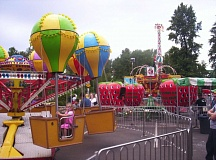FILE PHOTO - Pioneer Family Festival Fun Center
