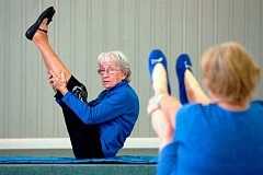SUBMITTED PHOTO - Wellness and fitness classes of all types are offered at the Lake Oswego Adult Community Center.