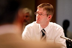 TRIBUNE FILE PHOTO - State Treasurer Ted Wheeler is still pushing for changes in Oregon's investment strategy in the wake of a state Supreme Court ruling that brought uncertainty and higher costs for public employees' retirement benefits.