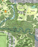 (Image is Clickable Link) SOURCE: CITY OF WILSONVILLE - A glimpse of some of the features suggested for Wilsonville's Memorial Park, in the meadow area. A series of open houses and a city-lead survey were conducted to solicit ideas for the park, which is hoped to gain better visual access to the Willamette River when the master plan is implemented