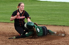 TIMES FILE PHOTO - Former Beaverton softball star Megan John was named an Academic All-American after hitting .321 for Whitworth and accumulating a 3.97 GPA.