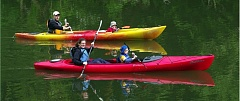 COURTESY TUALATIN RIVERKEEPERS - Local lovers of the Tualatin River will get a chance to experience it up close at the 26th Annual Tualatin River Discover Day -a family-friendly paddle trip on the river - on June 27.