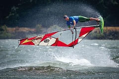 COURTESY: TRENT HIGHTOWER PHOTOGRAPHY - Columbia Gorge Windsurfing Association puts on the Beach Bash, June 25-28 at Hood River.