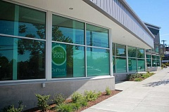 CONNECTION PHOTO: KELSEY O'HALLORAN - Hillsdale's OnPoint Community Credit Union branch will open to the public July 8 and host a grand-opening event July 18.