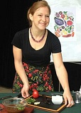COURTESY PHOTO - Forest Grove native Marcella Kriebel published Mi Comida Latina in 2012. The cookbook has caught the attention of Burgess Lea Press.
