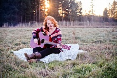 SUBMITTED PHOTO - Hailey Verhaalen will perform at the Bi-Mart Willamette Country Music Festival in August.