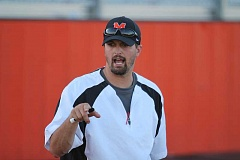 JIM BESEDA/MOLALLA PIONEER - Grant Boustead was named head football coach at Molalla High School in March.