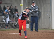 TIMES FILE PHOTO - Westview junior third baseman Jordin Lowman was one of six Wildcats to pick up postseason accolades.