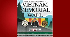 (Image is Clickable Link) Vietnam Memorial Wall Magazine