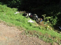SUBMITTED PHOTO - Ladrue V. Cramer died Thursday after he lost control of his pickup truck and landed in a creek below Highway 18 in rural Lincoln County.
