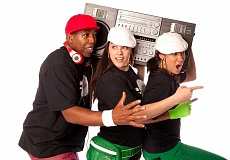 SUBMITTED PHOTO - The Alphabet Rockers will perform Saturday at Rox in Sox, which will be held in King Park in Portland.