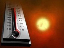 Forecasters are predicting temperatures to reach triple digits Thursday and Friday and remain hot through the weekend.