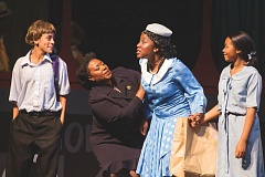 CONTRIBUTED PHOTO: SHALANDA SIMS - Vanport was first performed in 2013, but can be seen again July 30-August 1 at Jefferson High School.