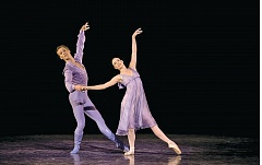 COURTESY: DAVID AMZALLAG - Amy Watson (with partner), a principal dancer with the Royal Danish Ballet, will join the Oregon Ballet Theatre for its Amore Italiano show, Oct. 10-17 at Keller Auditorium.