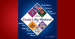 (Image is Clickable Link) Canby's Big Weekend 2015
