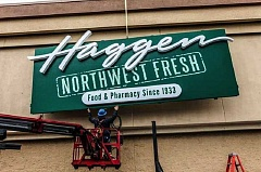 FILE PHOTO - Haggen announced closure of 100 of its stores, including locations in Sherwood and on Pacific Highway in Tigard.
