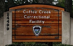 SPOKESMAN FILE PHOTO - Coffee Creek Correctional Facility in Wilsonville was built in 2001. It is the only women's prison in Oregon, and currently houses 1,270 female inmates. A quarter of those inmates are serving Measure 11 sentences.