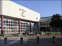 NEWS-TIMES FILE PHOTO - Forest Grove High School was briefly placed on lockdown Friday morning after two students reported seeing another student who possibly had a gun. Police determined that was not the case.