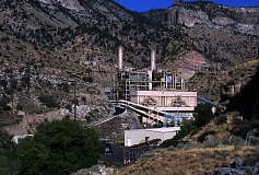 COURTESY PACIFIC POWER  - Pacific Power recently closed this Carbon coal plant in Utah, and plans to close other old coal plants. Environmentalists want it to move faster to shut down its coal plants.