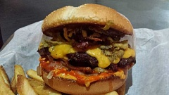 Killer Burger, which has locations in the Portland and Vancouver, Wash., opened its doors on Nov. 2.