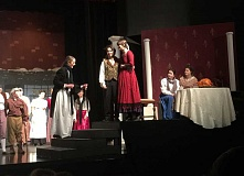 There's still time to see Forest Grove High School's production of 'A Christmas Carol.'
