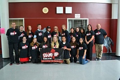 PHOTO COURTESY OF TUALATIN TOGETHER - StandUp Tualatin students have an opportunity to connect with their peers, hear from professionals and even meet with lawmakers at a national conference, the executive director of Tualatin Together said, but the nonprofit group needs to raise money for them to attend.