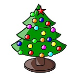 WIKICOMMONS/ DAVID MARTIN - Local Scouts will be recycling Christmas trees beginning this Saturday.