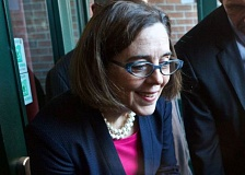 TRIBUNE FILE PHOTO - Gov. Kate Brown