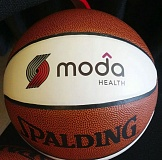COURTESY OF MODA HEALTH - Moda Health is warning its clients to be on the lookout for scammers trying to take advantage of the insurance company's financial situation. Moda purchased naming rights for Portland's Rose Garden Arena, home of NBA's Trail Blazers.